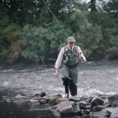 Fly Fishing in Longueville