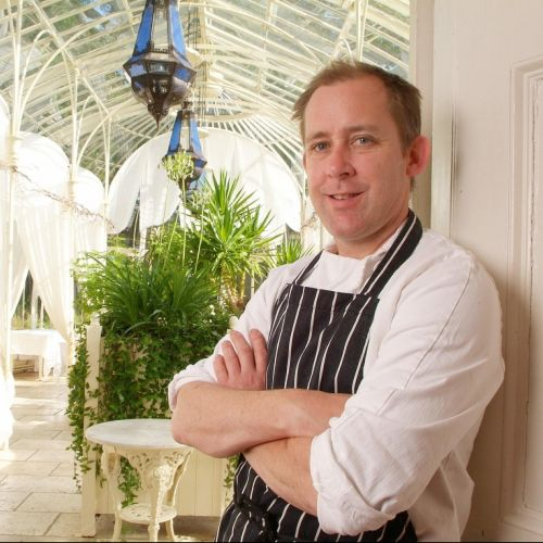 William O'Callaghan Chef/Patron Longueville House