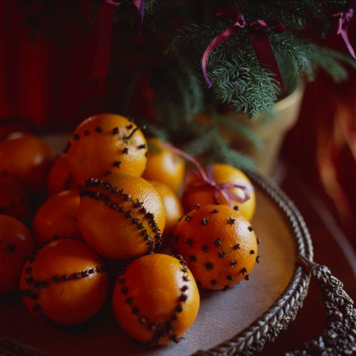 Christmas Clementines
