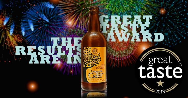 great taste cider